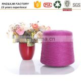 100% dyed polyester/cotton yarn for weaving kinntting