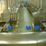 Packaged food sterilization equipment