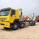 Sinotruk 20ft 37 tons side lifter truck for sale