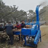 9ZP-4.5   Large capacity grass silage chopper chaff cutter machine