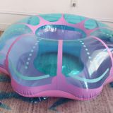wholesale inflatable jellyfish swim ring