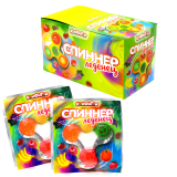 Funny Spinner Lollipop Toy For Children