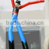 high quality two legs inflatable dancer man cowboy image
