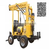 INQUIRY about 10% save price water well 4-wheel mobile water well and exporation drilling rig XYX-3
