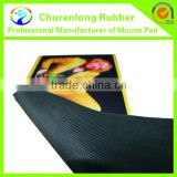 2016 new products The hot sell nitrile rubber bar mat/runner with logo printing with non woven fabric