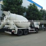Factory Price 8M3 second hand concrete mixer trucks,Dongfeng Concrete Mixer Truck