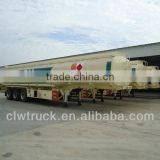 factory supply 3 axle 30-60m3 oil tanker truck trailer