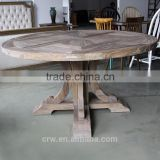 Wholesale Antique Furniture Cheap Round Table Chinese Style Dining Table