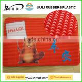 pvc rubber mat,bath non slip carpet/rugs/tile