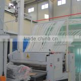 High Performance PLC Digital Control U.S Advanced Technology Fiberglass Sheet Making Machine