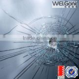 bullet proof laminated glass for sale
