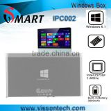 Factory Vensmile mini android pc 32gb 64gb IPC002 W10 mini pc win 8.1 3g gps android 3.0 mini pc mini android pc