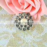 Top Quality Lovely Brooches with Crystal, Silver Toned Crystal Pines, Rhinestone Crystal Brooch Pin for wedding invitation
