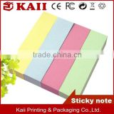 custom made letter shaped sticky notes supplier, multi colours sticky notes design and manufacturing factory