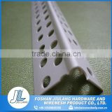Professional custom waterproof plastic corner extrusion profile