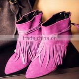 ladies high heel long boots boots womens genuine leather with heels Latest rubber boots wholesale