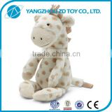 high quality horse shape plush soft toys for kids