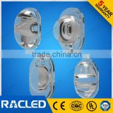 optical lens 109mm glass lens for led Street lamp ,led project light specturum 150*75,60,90