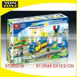 119pcs Duplo Set Battery Operated Toy Train