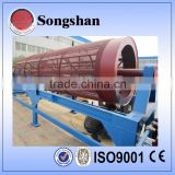 New design copper ore gold wash plant equipment with big capacity made in Henan Zhengzhou