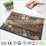 PVC Coil Mat Without Back Sheet PVC Matting1.22*6m 1.22MX12M,1,22MX18M/pvc floor mat - qinyi