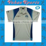 good quality custom bowling polo shirt with sublimated design