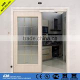 high quality automatic residential commercial sensor sliding door from china supplier with low price brushless motor