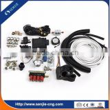 natural gas conversion/cng conversion kits for EFI cars