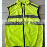 2014 yellow Safety Workwear reflective Work vest