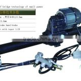 E rickshaw motor two speed 850w bldc motor tricycle motor ERICKSHAW MOTOR KIT                                                                         Quality Choice