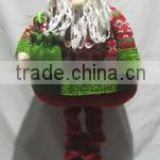 Lovely Decorative Santa Claus Felt Christmas Toy