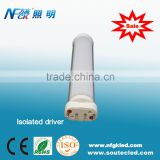 Hot sale 2G11 led lighting 8watt plug 2g11 led lamp SMD 2G11 LED light supplier in Shenzhen