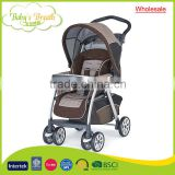 BS-31 wholesale luxury light weight custom made baby stroller pram china                                                                         Quality Choice
