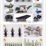 Longer service life asphalt road milling drill machine cutter tool road planning bits