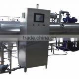 Stainless Steel PLC Control Herbal Medicine Extract Liquid / Paste Vacuum Belt Type Dryer