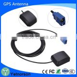 Navigation GPS map antenna with Fakra C blue connector for for JEEP. GETWIREDUSA GPS-X2