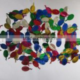 1.2x2.1cm 1.4x0.9cm 1.3x0.8cm 1.4x1.8cm Metallic PVC Happy Birthday balloons Party Confetti