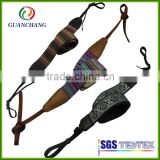 OEM factory price genuine leather dslr camera strap, cute camera straps, colorful camera straps