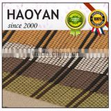 manual fashionable roller custom jute roll up curtain