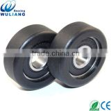 China hotsale 608RS rubber wheel for grinding machine