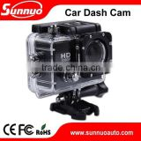 Hot selling fhd 1080p wifi sports action camera, sports camera with built-in battery, wifi, waterproof