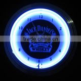 "15"" Tower Shape Neon Clocks"