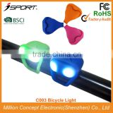 2015 Tool Free Wholesale Bicycle Parts Accessories Bike Light Kids