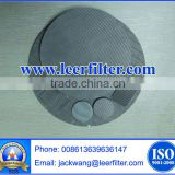 Multilayer Sintered Metal Mesh Filter Disc