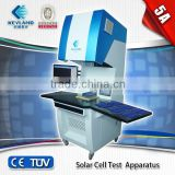 3A AM1.5 100mw/cm2 GTC-5A GTC-B pv sun simulator with 200*200mm/0.1w-5w effective test range