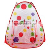 Safety and popular kids play tent house for wholesale