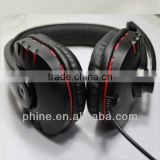 PH-329 Wholesale stereo game headphones and earphones from factory