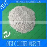 caustic calcined magnesia/magnesium oxide/ mgo:90 325mesh ccm industry grade