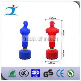 Gym equipment free standing boxing dummy slam man