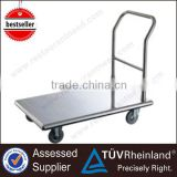 World Best Selling Products Bakery Stainless Steel Bakery Trolley